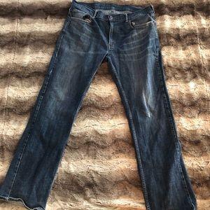 Levi Men's Loose Cut Jeans